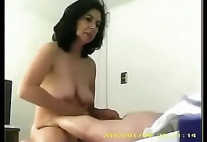 Mature Turkish milf