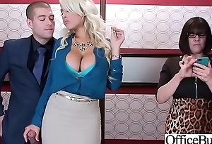 Sex In Office With Big Round Chest Girl (Bridgette B) video-05