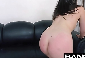 BANG Casting: Amateur Drea Diamond Facialized &amp_ Deepthroated