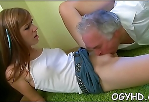 Brave young wholesale drilled by old rod