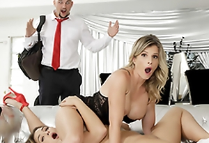 Dirty Little Step Mommy - Naked MILFs Cory Chase In chum around with annoy porn scene
