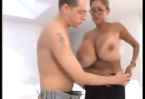 Oriental big tit MILF fucking son'_s friend - Agile vid at gohotcamgirls.com